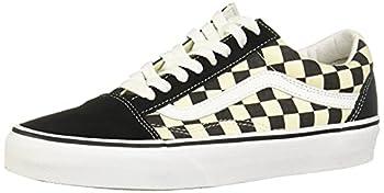 Vans Unisex Old Skool Primary Check Black/White 10 M US