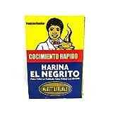 El Negrito - Harina - Crema de Trigo - Producto Dominicano - Tradicion Familiar - 227 Gramos
