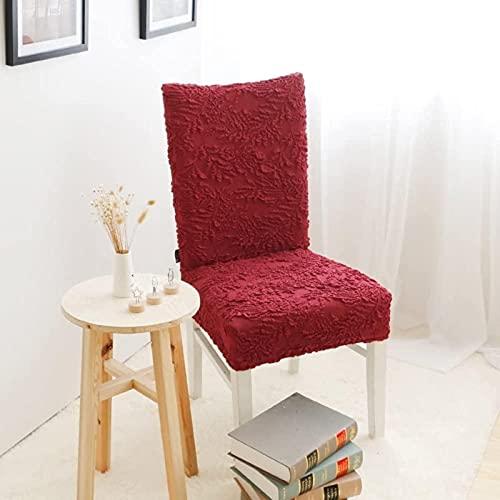 silla Funda para silla elástica funda para silla lavable y extraíble funda para silla impermeable funda para silla de oficina siamés funda para silla de ordenador elástica funda para silla de ordenado