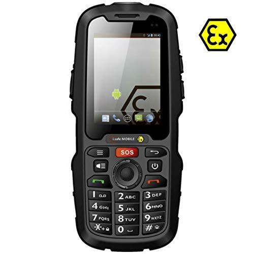 Móvil i.Safe IS310.2 Atex con cámara: Amazon.es: Electrónica