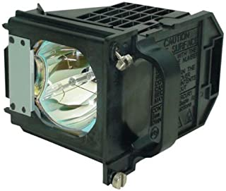 WOWSAI TV Replacement Lamp in Housing for Mitsubishi WD-57733, WD-57734, WD-57833, WD-65733, WD-65734, WD-65833 Televisions