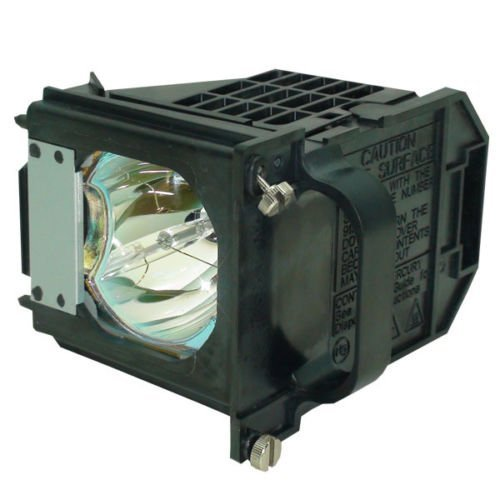 WOWSAI TV Replacement Lamp in Housing for Mitsubishi WD-73733, WD-73734, WD-73833, WD-C657, WD-Y657, WD-Y577 Televisions