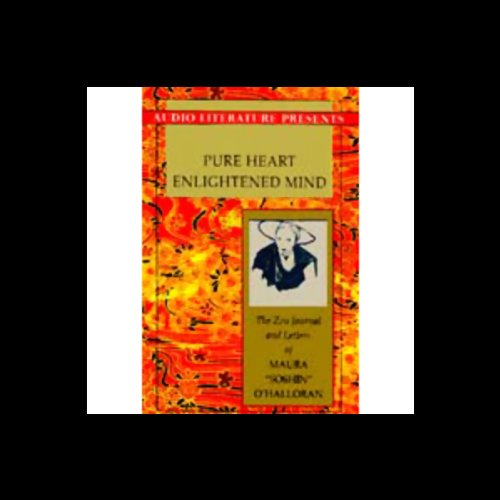 Pure Heart, Enlightened Mind audiobook cover art