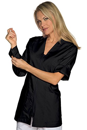 Robinson Robinson Damen Kasack MADRID schwarz Größe S