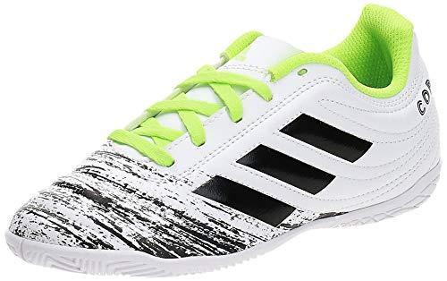 Adidas Copa 20.4 Indoor, Zapatillas de fútbol Unisex Niños, FTWWHT/CBLACK/SIGGNR, 36 EU