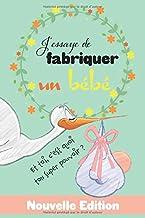 Mon suivi FIV: Deuxième Edition | Carnet de suivi de votre Fécondation In Vitro | Format  15,2 x 22,9 cm - 120 pages (French Edition)