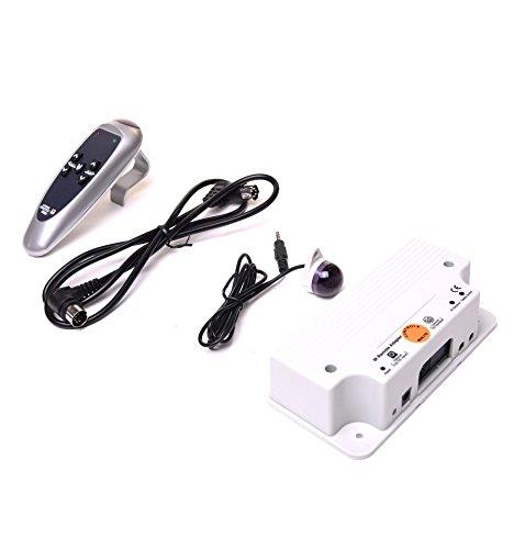 BULTEX Kit Kabellose Fernbedienung Infrarot Lattenrost Bett mit elektrisch 5Kiefer 5Tasten okimat 2