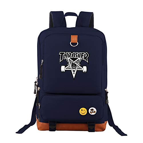 Thrasher Summer Unsix Backpack Anti-stealing Backpack, Outdoor Sports Travel Bag