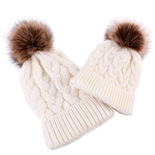 Calentador de sombreros para padres e hijos KaiCran Imagen del producto
