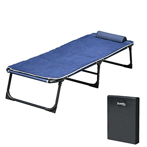 Purenity Comfort Folding Military Bed.