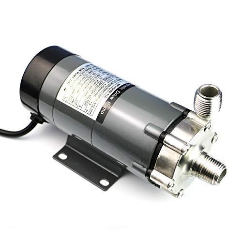 Inline Home Brewing System Beer Pump