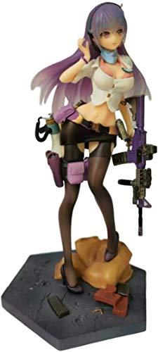 WIJJZY 23CM After Class Battlefield Global Elf Vol. 1 1/7 edición Femenina Armada en Caja Escultura Regalo Modelo Regalo de cumpleaños Estatua colección decoración