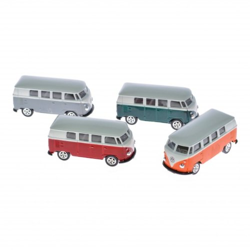 VW Modellauto T1 Bus 1963 ca. 7,5cm