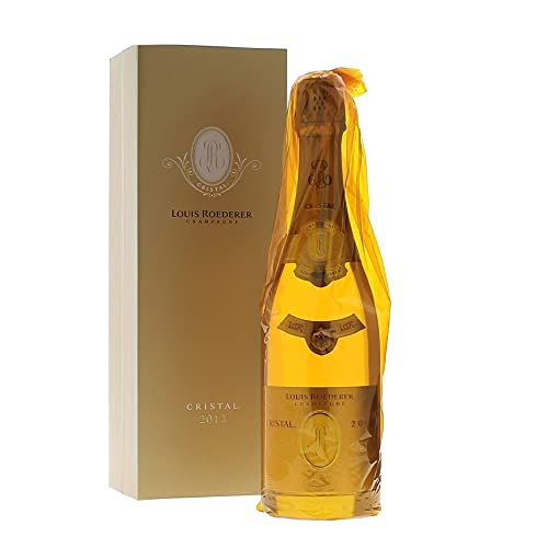 LOUIS ROEDERER Champagne CRISTAL 2012 12% - 750 ml in Giftbox