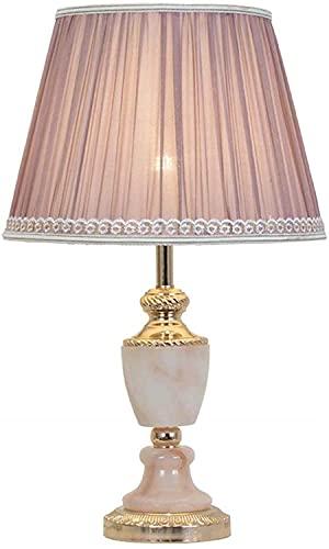 HJW Lectura Noche Luz Lámparas Lámparas Lámpara de Mesa de Encaje Paño Pantalón Pantalón Lámpara de Habitación Lámpara de Mesa Decorativa Lámpara Princesa Sala de Exposiciones Lámpara de Mesa Lámpara