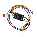 Controller Car LED Daytime Running Light Controller Relay Harness Dimmer Auto On Off Switch Fog Light Controller