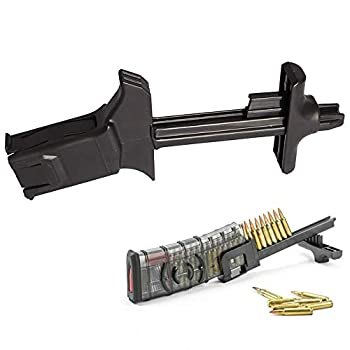 ASAS 1 Set Universal Tactical Systems CAM Speed Loader Include Single and Double-Stack Magazines Speedloader for 9mm 40 S&W Upgrade