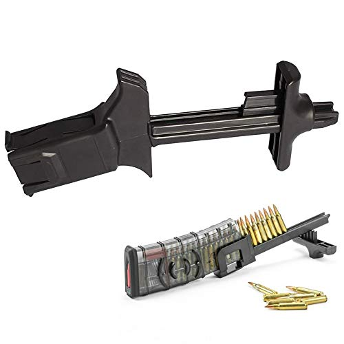 ASAS 1 Set Universal Tactical Systems CAM Speed Loader, Include Single and Double-Stack Magazines, Speedloader for 9mm 40 S&W(Upgrade)