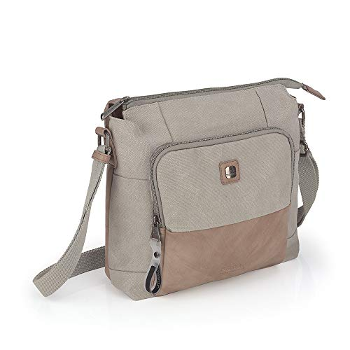 GABOL - Juno | Bolso Impermeable Mujer Color Beige