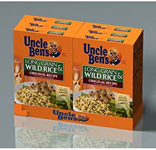 Uncle Ben's Long Grain and Wild Rice Original Recipe, (6 ct./6 oz. ) AS