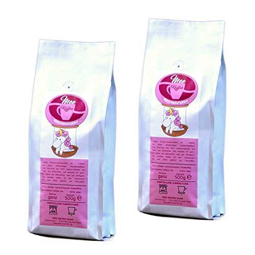 Mee Kaffee Einhornkaffee 2 x 1 kg