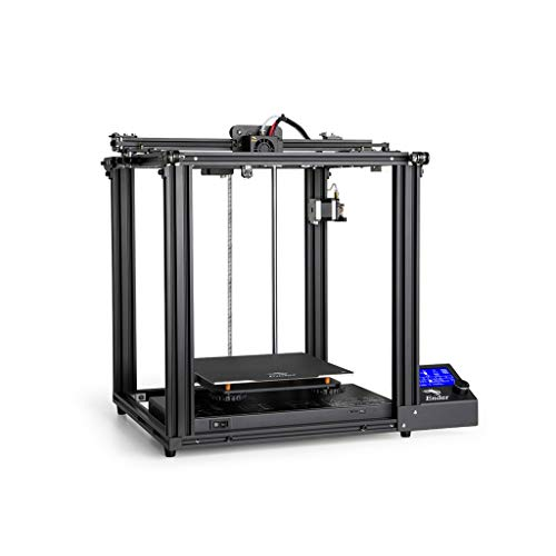 DM-DYJ Ender-5 FDM 3D-printer, afdrukformaat 220 * 220 * 300 mm online of SD-kaart offline ± 0,1 mm familie binnenprinter, 110-220 V