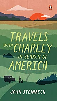 Paperback Travels with Charley in Search of America Book