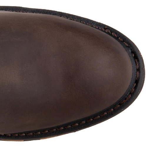 ARIAT - Chaussures de Travail Workhog H2O Western pour Hommes, 44 W EU, Oily Distressed Brown