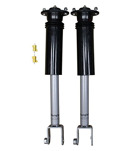 Touring Tech Rear Electronic Air Suspension to Passive Gas Shocks Conversion Kit