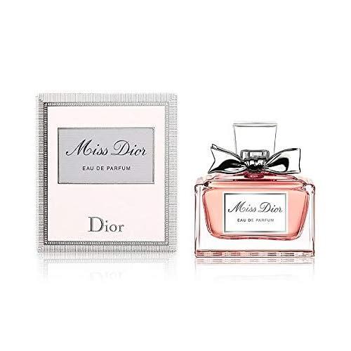 c4cec3df3 Amazon.com : Miss Dior Eau de Parfum Mini Splash for Women, 0.17 Ounce :  Beauty