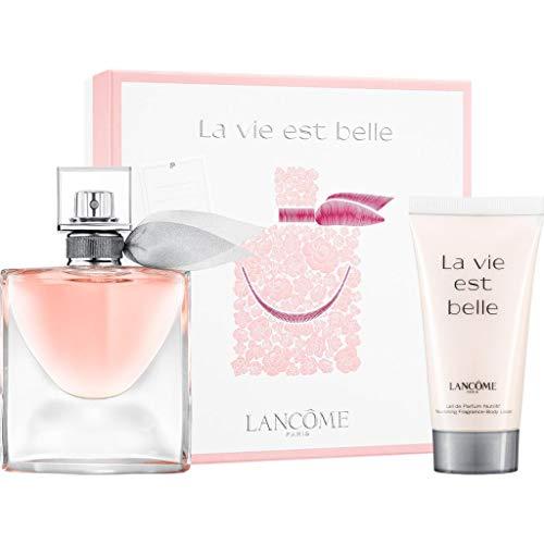 Lancôme La vie est belle femme/woman Duftset (Eau de Parfum,30ml+Bodylotion,50ml), 200 g