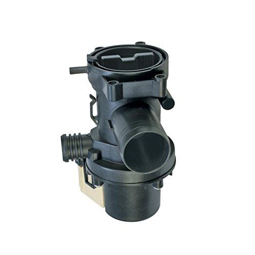 Bauknecht 481010585015 Ablaufpumpe Magnetpumpe Magnettechnikpumpe Entleerungspumpe Wasserpumpe Waschmaschinempumpe Laugenpumpe Pumpe 30 Watt Plaset Waschmaschine ORIGINAL auch Ikea Philips Whirlpool
