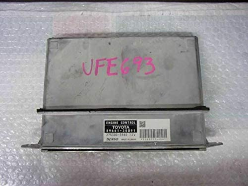REUSED PARTS Engine ECM Control Module Compatible wi wholesale RWD Fits 07 Recommended