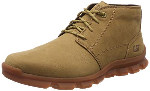 Cat Footwear Herren Prepense Chukka Stiefel, braun (Sand Light Brown), 45 EU