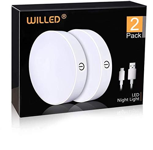 WILLED Dimmable Tap Light
