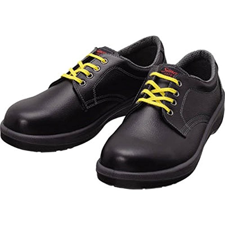 シモン 静電安全靴 短靴 7511黒静電 26.0cm 7511BKS-26.0