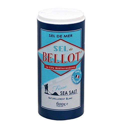 ベロ 海の塩(細粒) 600g