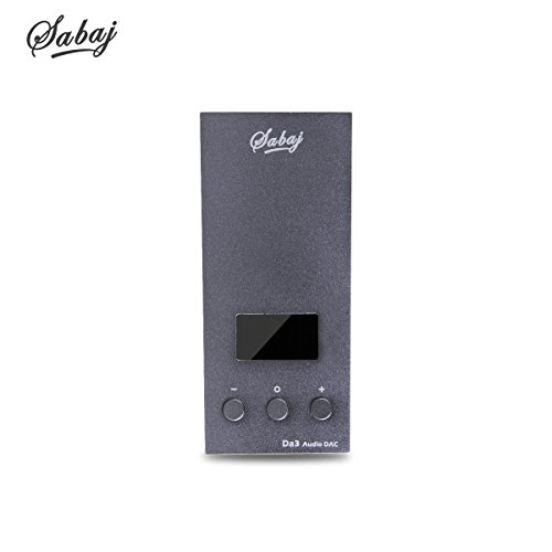 pas cher un bon Amplificateur de casque portable SabajDa3-Grey
