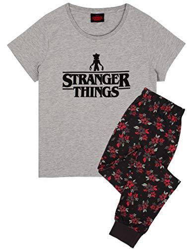 Stranger Things Pijamas Mujer Corto O...