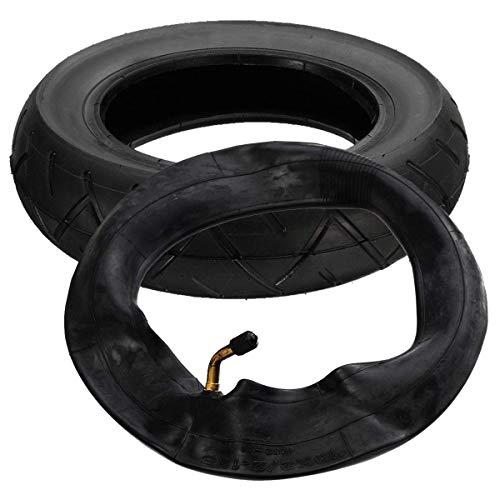 HTZ-M Neumático y Tubo Interior de 10 x 2,125 Pulgadas para Scooter eléctrico autoequilibrado