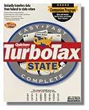 1998 TurboTax State Intuit Turbo Tax