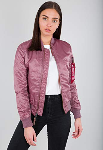 Alpha Industries MA-1 VF 59 Damen Jacke Pink S