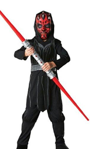Disfraz de Darth Maul de Star Wars erdbeerclown para niño, varios tamaños