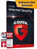 G DATA Internet Security 2020 | 1 Gerät - 1 Jahr, Code in frustfreier Verpackung | Windows, Mac, Android, iOS | Made in Germany