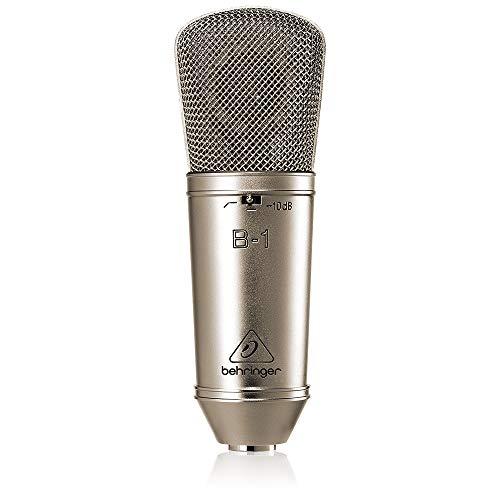 Behringer B-1 Micrófono de condensador (diafragma )
