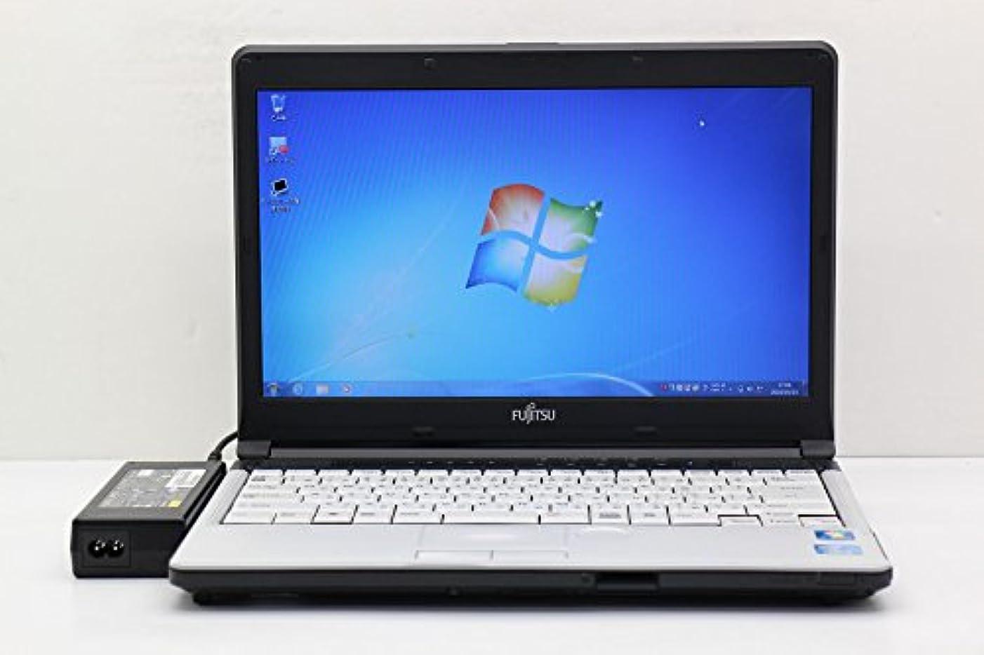 望ましい受粉するインスタント【中古】 富士通 LIFEBOOK S761/D Core i5 2520M 2.5GHz/4GB/250GB/Multi/13.3W/FWXGA(1366x768)/Win7