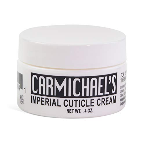 Carmichael's Nail Strengthener Cuticle Cream - Cuticle Softener- Extra Strong Nail Strengthening Repair Cream for Long Lasting Nails Treatments - Cuticle Cream