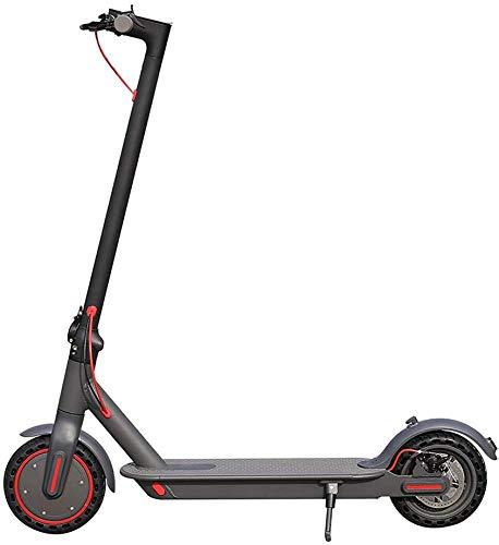 Pliant Scooter Électrique E-Scooter Réglable Adulte Frein Double Écran LCD 3 Fois Rouleau avec Fonction Croisière 30 Vitesse Km/H