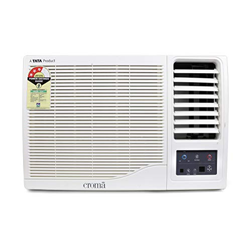 Croma 1 Ton 3 Star Window AC Features: