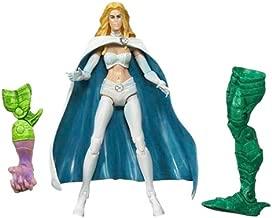 Marvel Legends Annihilus Series Build-A-Figureure Collection: Emma Frost
